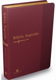 BÍBLIA NVI LEITURA PERFEITA - VERMELHA
