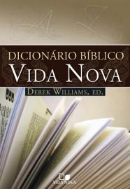 Dicionário bíblico Vida Nova - DEREK WILLIAMS