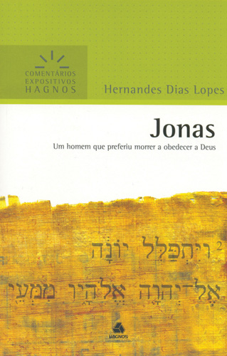 Jonas - HERNANDES DIAS LOPES