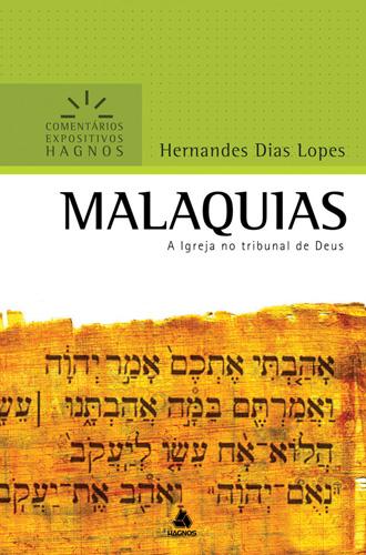 Malaquias - HERNANDES DIAS LOPES