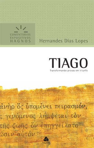 Tiago - HERNANDES DIAS LOPES
