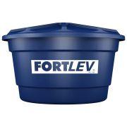 Caixa d'água Polietileno 2.000L Azul Fortlev (à vista)