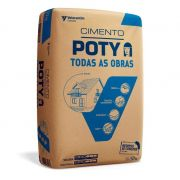 Cimento Poty saco 50 Kg - (em até 3 X sem juros no cartão)