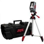 Nível Laser com Tripe e Maleta - SKIL