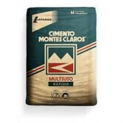 Cimento Montes Claros 50 Kg  (à vista)