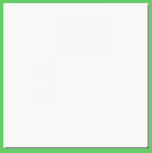 PORCELANATO 58X58CM REF. PPO58010R  BRANCO POLIDO  -  M² (À VISTA)