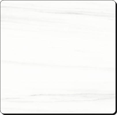 Porcelanato Esmaltado River Bianco 60x60cm