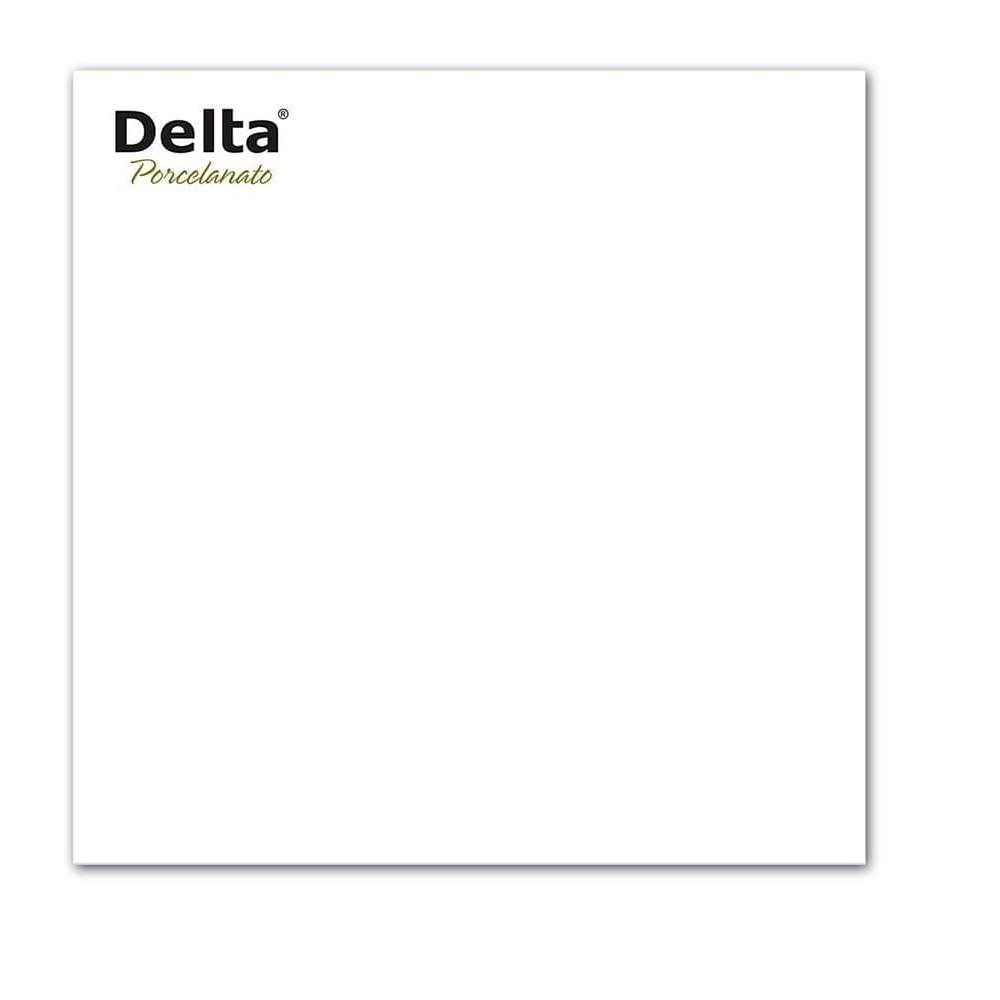 Porcelanatos New Blanc - 70X70 - Delta - M²