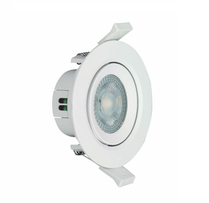 Spot Led Direcionável Redondo 4w 6500k - G-light