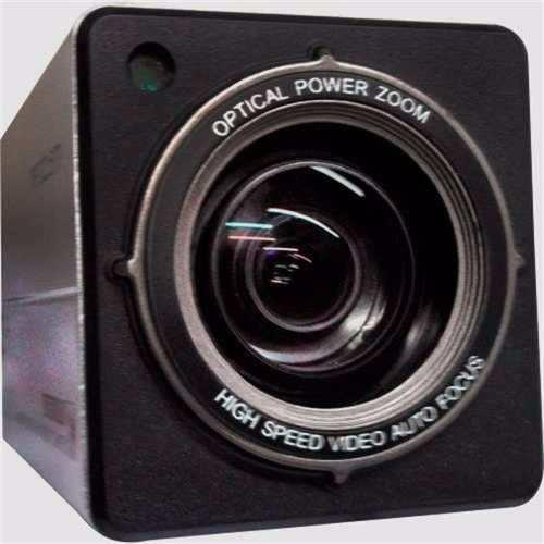 Câmera Cftv Dsp Zoom 30x Otico + Caixas De Proteção
