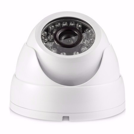 Kit Cftv Hd Luxvision Dvr 8 Ch 8 Câmeras Ahd 1.3mp Mega