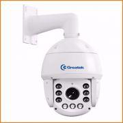 Câmera Speed Dome Greatek Segc-7630p Sony Ccd 200m Zoom 30x