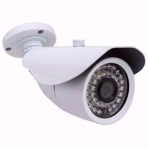 Kit Cftv Dvr Luxvision Full Hd 8 Cameras Infra Ahd 1.3mp Hd