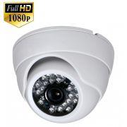 Camera Segurança Dome Full Hd 1080p 2.0 Mega Ahd 2.8mm