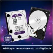 Hd Wd Purple 8tb 128mb Ideal Dvr Stand Alone Wd80purz