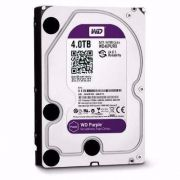 Hd Wd Western Digital Purple 4tb 64mb Sata P/ Dvr Intelbras