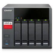 Ts-563 Nas/storage Qnap Para 5 Hds Padrao Desktop