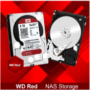 Wd Red 6tb Nas Wd60efrx 3.5-inch Sata 6, Intellipower, 64mb