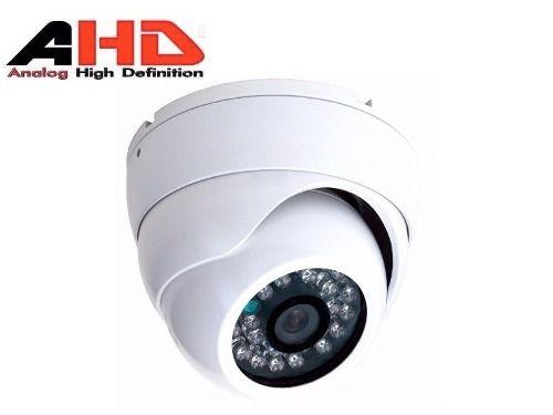 Kit 10 Cameras Ahd Infravermelho Dome 1.3 Mega Hd 1280x960p 3.6