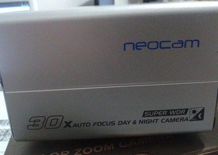 Camera Cftv Dsp Zoom 30x Otico Ccd Sony 700 Linhas