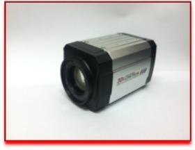Camera Cftv Dsp Zoom 30 X Otico Ccd Sony 600 Linhas