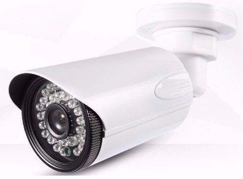 Kit 5 Cameras Infravermelho Infra Ahd M 1.3 Mp Com Ir Cut