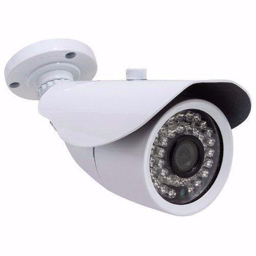 Camera Segurança Infra Ahd 36 Leds Array 1.3 Mp Com Ir Cut