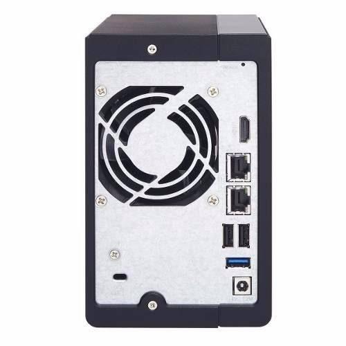 Cloud Nas Qnap Ts-251+ -2g-us Quad Core Hdmi Airplay 8gb