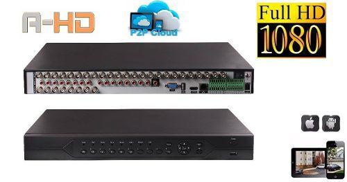 Dvr Stand Alone 32 Canais 5 X 1 1080p 32ch + Hd 4tb Purple