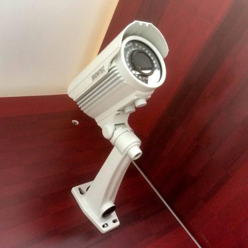 Camera Cftv Zoom Lente Varifocal 2,8 12mm 1000linhas