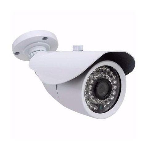 Kit Cftv Dvr 4 Cameras Hd 960p 2mp Dvr Luxvision 5x1 Com Hd