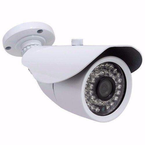 Kit Cftv Luxvision Full Hd Dvr 8 Ch 8 Câmeras 2tb+100mts