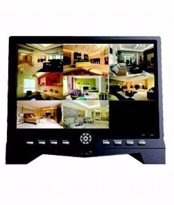 Kit Cftv 8 Cam Infra Verm. Hd 1tb Dvr 16 Canais Com Audio