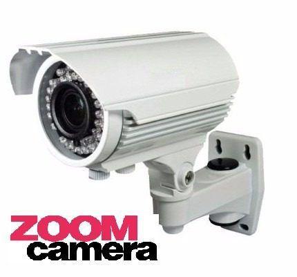 Camera Bullet Varifocal Ahd 40m 1.3mp 2,8mm A 12mm Zoom