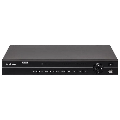 Dvr Stand Alone 32 Ch Mhdx 1132 Intelbras