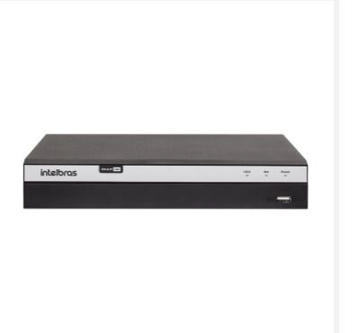 Gravador Dvr 8 Canais Multi Hd Ultra 4k Mhdx5108 Intelbras