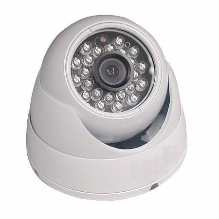 Kit Cftv 4 Cameras Hd 720p 1.3mp Dvr Luxvision 5x1 Com Hd