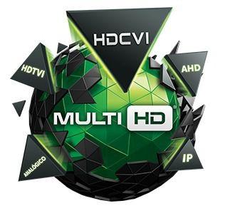 Kit Cftv Dvr 8 Ch Intelbras Hd 1 E 8 Câm Dome Infra Ahd 720p