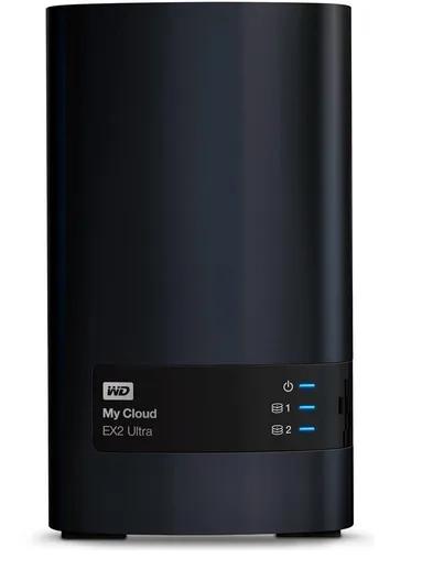 Servidor Storage Nas Wd My Cloud Ex2 Ultra 2x10tb - 20tb