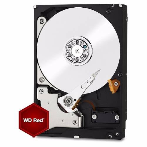 Wd Red 6tb Nas Wd60efrx 3.5-inch Sata 6, Intellipower, 64mb Anúncio com variação