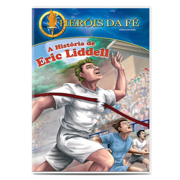 Heróis da Fé - A História de Eric Liddell  - COMEV