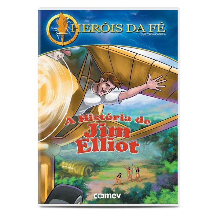 Heróis da Fé - A História de Jim Elliot  - COMEV