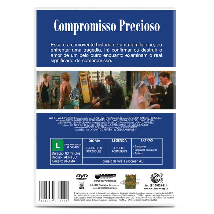 Compromisso Precioso  - COMEV