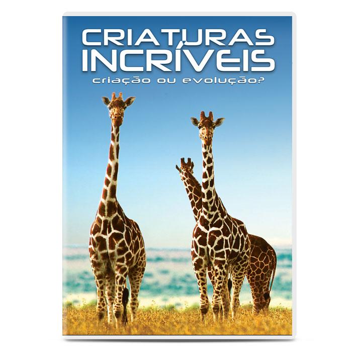 Criaturas Incríveis Vol. 1 - Criação ou Evolução?  - COMEV