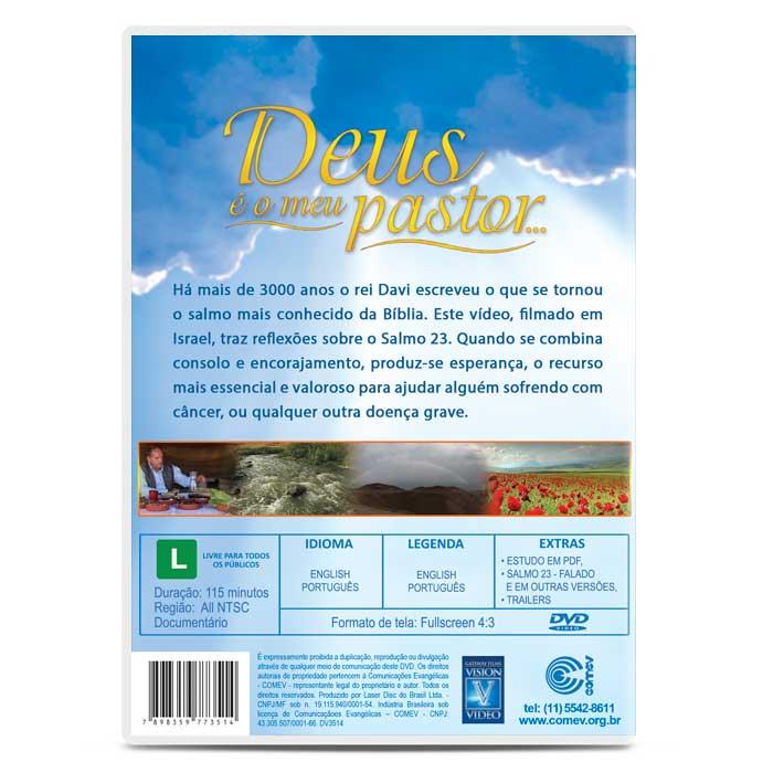 Deus é o Meu Pastor  - COMEV