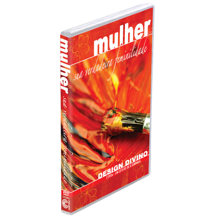 Mulher - Sua Verdadeira Feminilidade (dvd duplo)  - COMEV