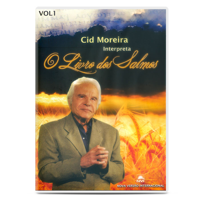 Salmos - Volume I - CID MOREIRA  - COMEV