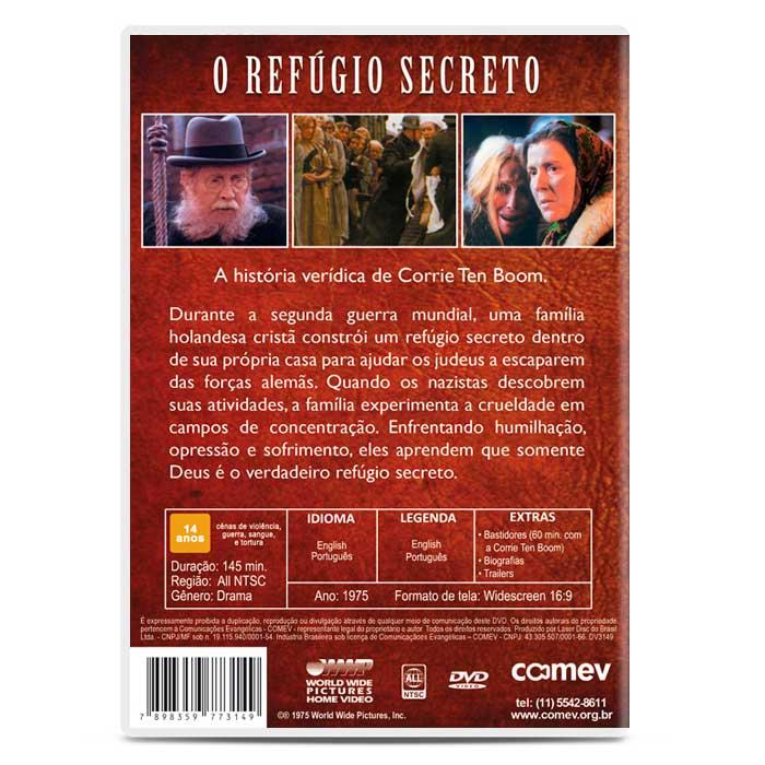 O Refúgio Secreto  - COMEV