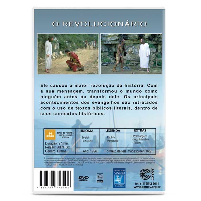 O Revolucionário  - COMEV