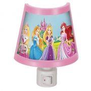 Abajur Princesas 3D 220 V